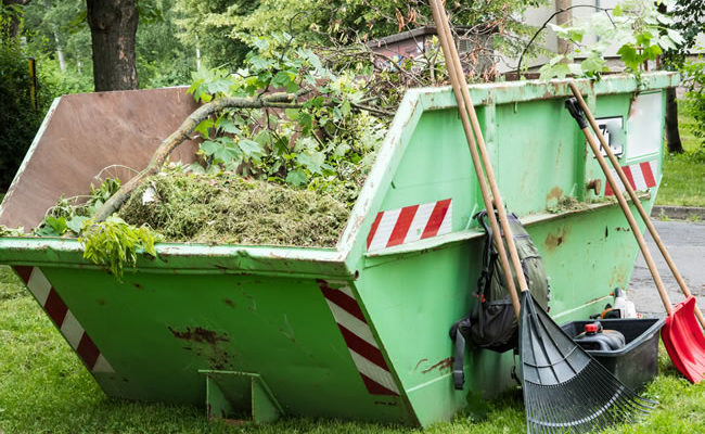 Garden Clearance And Waste Management