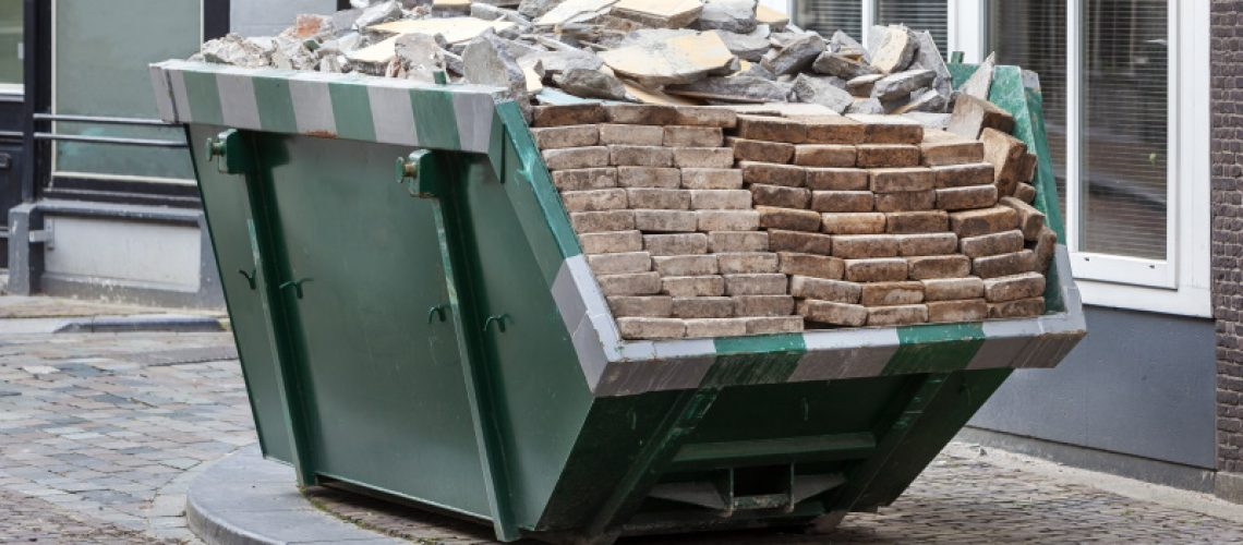 What Can Go In A Skip
